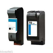 No 15 & 78 Ink Cartridges Non-OEM Alternative With HP 5110,720