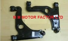 VAUXHALL ASTRA H MK5 (04-) 2 FRONT WISHBONE SUSPENSION ARMS+ BALL JOINT + BUSHES
