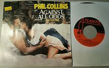 Phil Collins – Against All Odds / The Search ~ (M-)