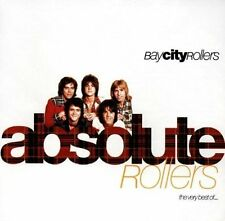Bay City Rollers ‎- Absolute Rollers - The Very Best Of, CD, Rock