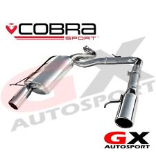BM64 Cobra Sport BMW 3 Series 318D 320D E91 Estate 07-11 Dual Exit Rear Exhaust