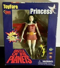 Battle of the planets princess