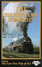 6111 Birmingham Memories DVD NEW Goodheart Norfolk & Western J-class 4-8-4 N&W