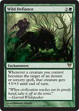 *MRM* ENG Résistance sauvage - Wild Defiance MTG avacyn