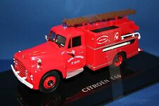 1962 CITROEN T46 POMPIERS CLASSIC FRENCH FIRE ENGINE  1/43 by NOREV 159988