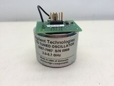 Agilent 5087-7082 YIG Tuned Oscillator with 14 day warranty