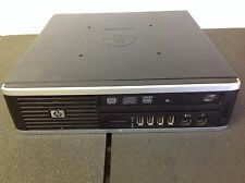 HP Compaq 8000 Elite Ultra-Slim Desktop E8400 3.0GHz - 1TB HDD - 4GB - Win7Pro