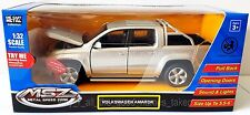 MSZ - VW VOLKSWAGEN AMAROK - 1:32 Diecast Model Car - Pull Back / Sound & Light