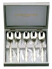 LUCKYWOOD Saltaire 5pc Tea spoon Set from Japan 5-04105-500