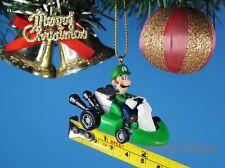 Takara Nintendo Super Mario Bros Luigi Decoration Xmas Ornament Home Decor 1335E