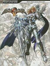 SOULCALIBUR IV Limited Edition Guide Official Strategy Guides Bradygames