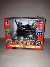 Thunder Tumbler  Radio Controlled 360 Degree Rally Car blue   NEW in box