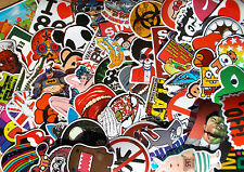 Sticker Decal Aufkleber 50-teiliges Set - Ideal für Stickerbomb, Auto, Bike ...