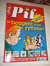 PIF GADGET No 10 (2005) COMME NEUF...