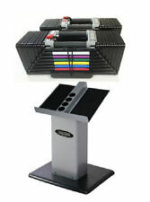 PowerBlock Elite 90 Dumbbell Set with Stand