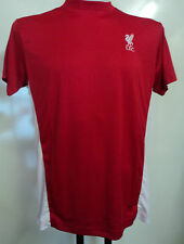 LIVERPOOL RED TRAINING SHIRT SIZE LARGE OFFICIAL MERCHANDISE BRAND NEW WITH TAGS