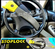 StopLock Original High Security Car Flashing LED Steering Wheel Lock Immobiliser