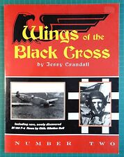 Wings of the Black Cross No. 2 by Jerry Crandall (Eagle Editions)