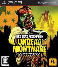 (Used) PS3 Red Dead Redemption: Undead Nightmare  [Import Japan]()