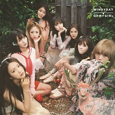 OH MY GIRL-[WINDY DAY] 3rd Mini Album REPACKAGE CD+60p Photo Book+2p Card+POSTER
