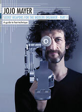 JoJo Mayer: Secret Weapons for the Modern Drummer Part 2 DVD Brand New DD1441