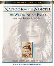 Nanook of the North/The Wedding of (Blu-ray Used Very Good) BLU-RAY/Special ED.
