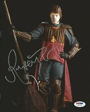 Rupert Grint Signed Harry Potter 8x10 Photo PSA/DNA COA Picture Auto'd Quidditch