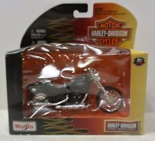 Maisto Harley Davidson FX STB Night Train Motorcycle Series 26 Die-Cast