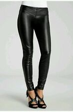 $278 GUESS BY MARCIANO ANNAIS LEATHER-FRONT LEGGING