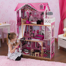 KidKraft Wooden Amelia Pretend Play Dollhouse Furniture for Ages 3+   65093