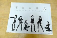 T-ara Vol. 1 - Absolute First Album *Official POSTER* KPOP