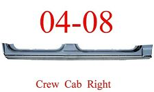 04 08 Crew Cab Right Extended Rocker Panel, Ford Truck F150, Super Crew 1988-108