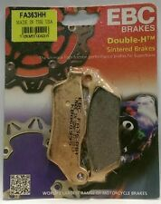 BMW R1150RT (2000 to 2006) EBC Double-H Sintered REAR Brake Pads (FA363HH)