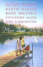 More Than Words Volume 3: Homecoming SeasonFind The WayHere Come The HeroesTo