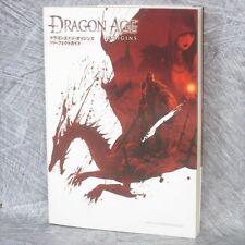 DRAGON AGE Origins Perfect Guide PS3 XBox360 Book EB71*