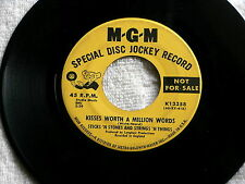 STICKS 'N STONES AND STRINGS .N THINGS~KISSES WORTH A MILLION ~ ROCK & ROLL  45