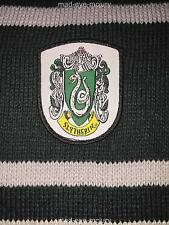 Slytherin Hogwarts Harry Potter Winter Green Scarf Cosplay Gift Malfoy Snape