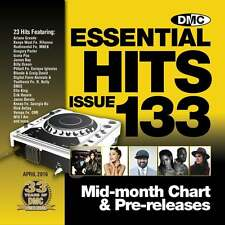 DMC Essential Hits 133 Chart Music DJ CD