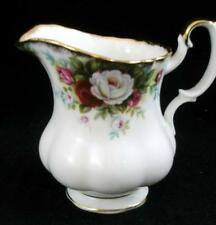 Royal Albert CELEBRATION Creamer English Bone China APPEARS UNUSED