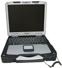 PANASONIC TOUGHBOOK CF-30 - *WINDOWS 7* GOBI GPS WWAN, BACKLIT, TOUCH, 4GB RAM