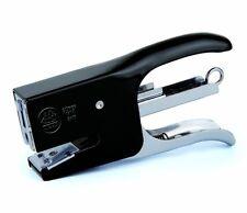Delta Steel Commercial Mini Plier Stapler, 25-30 Sheet Capacity BLack