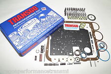Transgo 4L60E-HD2 Shift Kit Transmission Valve Body Reprogramming Stage 2 GM