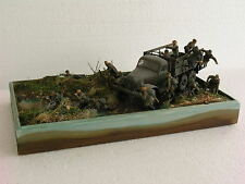 1/35 Built , Painted,Diorama Base - after the rain....