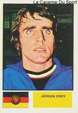 N°357 JURGEN CROY # GDR DDR DEUTSCHLAND STICKER AGEDUCATIF FOOTBALL 1977