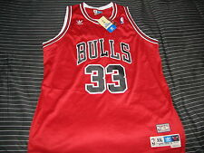 NBA Chicago Bulls Scottie Pippen #33 Soul Swingman Jersey Mens Size 2XL Red NWT