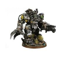 Kromlech BNIB Armour Mega - Orc Juggernaut with Heavy Flamer