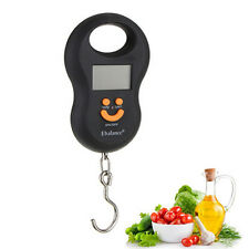 50Kg / 5g Hanging Scale Digital BackLight Fishing Luggage Pocket Weight Kg Lb OZ