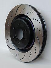 EBC Brake GD7105 Disc Brake Rotors - Pair - Ram/Durango/Aspen