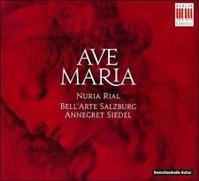 Ave Maria (Rial) CD NEW