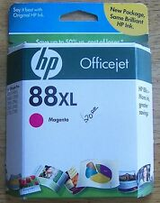 HP 88XL (C9392AN#140) MAGENTA/MORE THAN ONE COLOR INK CARTRIDGE.